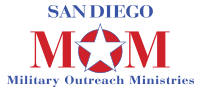 San Diego Military Outreach Ministries Logo