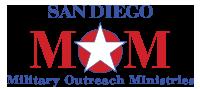 San Diego Military Outreach Ministries Logo